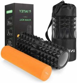 2 in 1 Foam Roller Body building Muscle Massager Trigger Poi