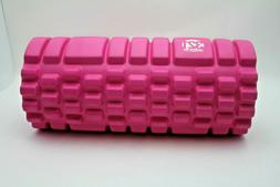 321 Strong Foam Roller Medium Density Deep Tissue Massager f