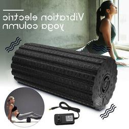 4 speed rechargeable electric vibrating yoga massage