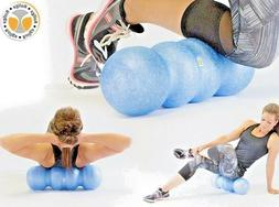 ROLLGA 5-in-1 Foam Roller INCLUDES carry strap CHOOSE ANY co