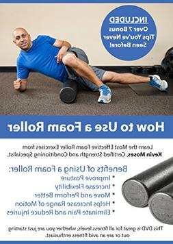 How to Use a Foam Roller - Eliminate Pain, Reduce Injuries,