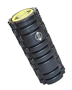 Muscles Motivation Foam Roller - 2 in 1 ABS Heavy Duty With