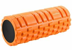 AbcoTech Foam Roller for Physical Therapy &Exercise for Musc
