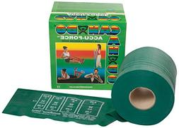 Cando 10-5923 AccuForce Premium Exercise Band - 50 Yards - G