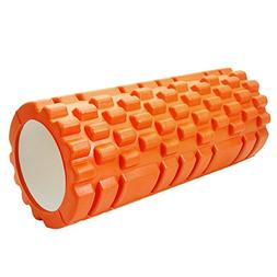 Foam Rollers Sports AccuPoint Foam Roller Muscle Tissue Mass