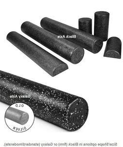 OPTP Axis Foam Roller - Black or Galaxy - Single or Set Opti