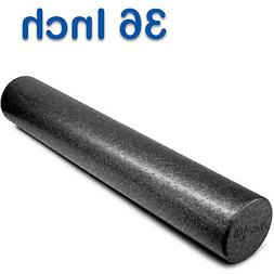 Yes4All B5SO Premium Marble Foam Roller, Black