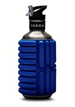 MOBOT Blue Steel - 40 oz - High Performance Stainless Steel