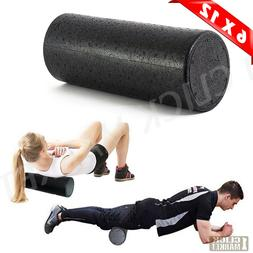 Deep Tissue Massage AccuPoint Foam Roller Back Pain Therapy