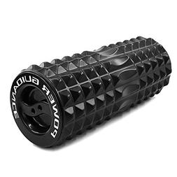 TBRICKON High-Density Foam Roller Exercise Back Muscle Fitne