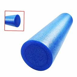 EPE Round Foam Roller for Muscles Exercise and Myofascial Ma