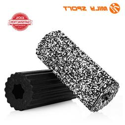 MILY SPORT EPP Yoga Foam Roller Muscle Back Trigger Gym Exer