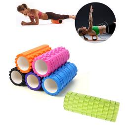 EVA Foam Roller Yoga Pilates Gym Exercise Trigger Point Fitn