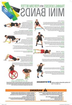 Perform Better Professional Medium Exercise Mini Band , Gree