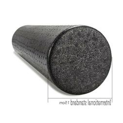 Extra Firm High Density Foam Roller Muscle Back Pain Trigger