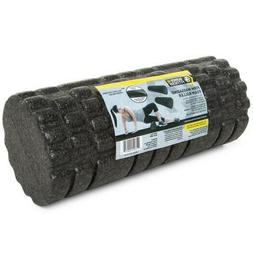 "Firm 12"" 3D Deep Massage Foam Roller Series Fitness Stretch"