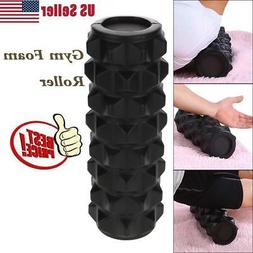 Foam Back Massage Roller Therapy Tool for Yoga Gym Fitness E