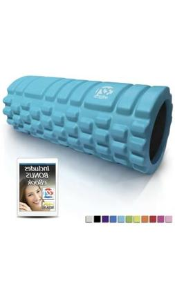 321 STRONG 758576546933ALIFFBA Foam Roller, Medium Density D