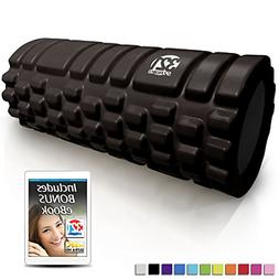 321 STRONG Foam Massage Roller - Deep Tissue Massager For Yo