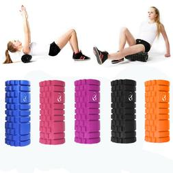 Foam Physio Foam Roller Yoga Pilates Back GYM Exercise Trigg
