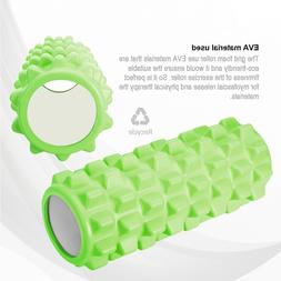 Foam Roller - For Deep Tissue Muscle Massage Therapy - Perfe