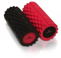 WODFitters Foam Roller - For Recovery and Massage - Heat, Ba