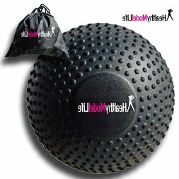 "5"" Foam Roller Massage Ball by Healthy Model Life - Better T"