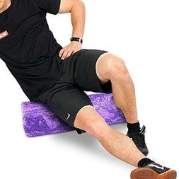 Foam Roller Muscle Roller for Physical Therapy & Massage Rol
