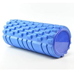 Foam Roller 13 inch Physical Therapy Deep Tissue Massage Acc