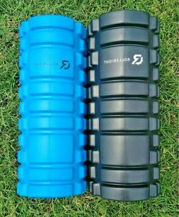 Rolleright Foam Roller - Self Massage Therapy Recovery for A