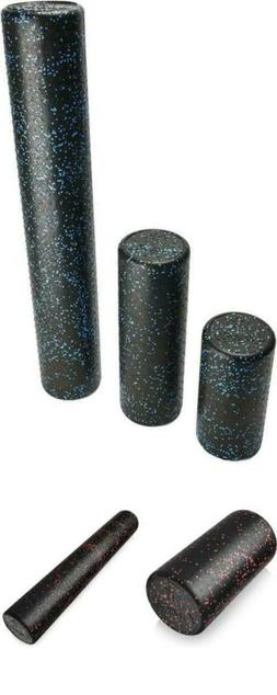 Foam Roller Speckled Rollers Muscles Physical Therapy Exerci