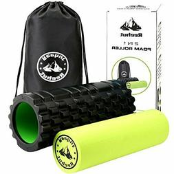 Foam Roller Trigger Point massage for Painful, Tight muscles