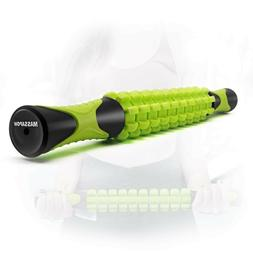 Foam Rollers For Muscles Stick Body Massage Exercise Gym Yog