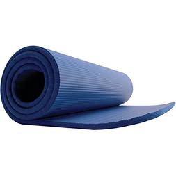 Pilates Mat by GoFit | All-Purpose Yoga Mat - 1/2-Inch Extra