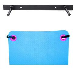 Aeromat Fitness Hanging yoga mat wall rack for 23 inch mats