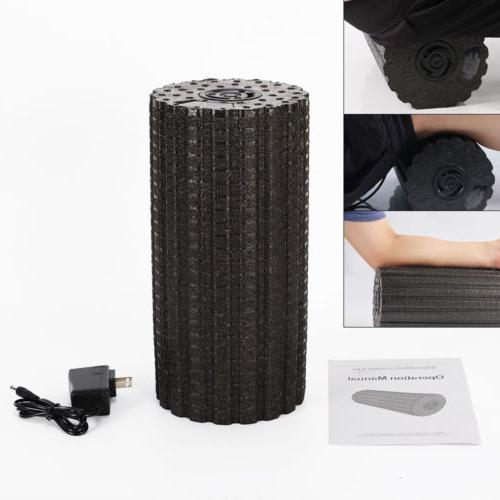 4-Speed Rechargeable Massage Roller
