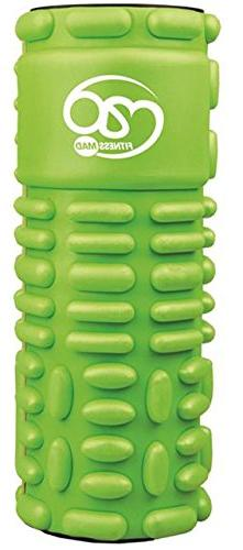 Fitness-Mad Muscle Exercise Gym Workout Vari-Massage Foam Ro