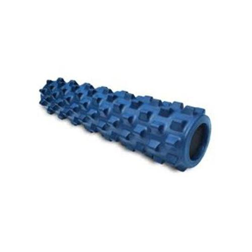 RumbleRoller - Mid 22 - - Textured Muscle Foam - Relieve Sore Muscles- Own Massage - Roller Technology