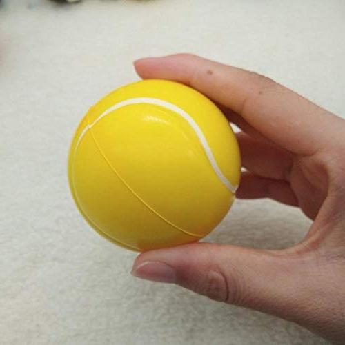PomPomHome Antistress Ball Relief Soccer Football Basketball Tennis Soft Foam Squeeze Ball Children Funny