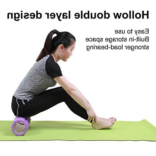 MEROUS High Roller,Deep Pain Relief Tight Muscle and Core Exercise-13,18&24