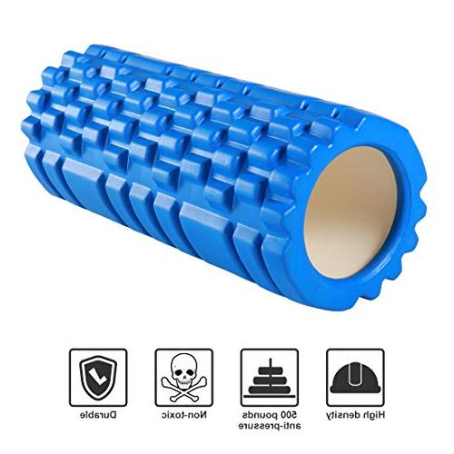MEROUS Roller,Deep Pain Tight and Core Exercise-13,18&24