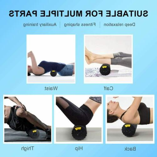 Electric Foam 4 High Intensity Vibration for Sports