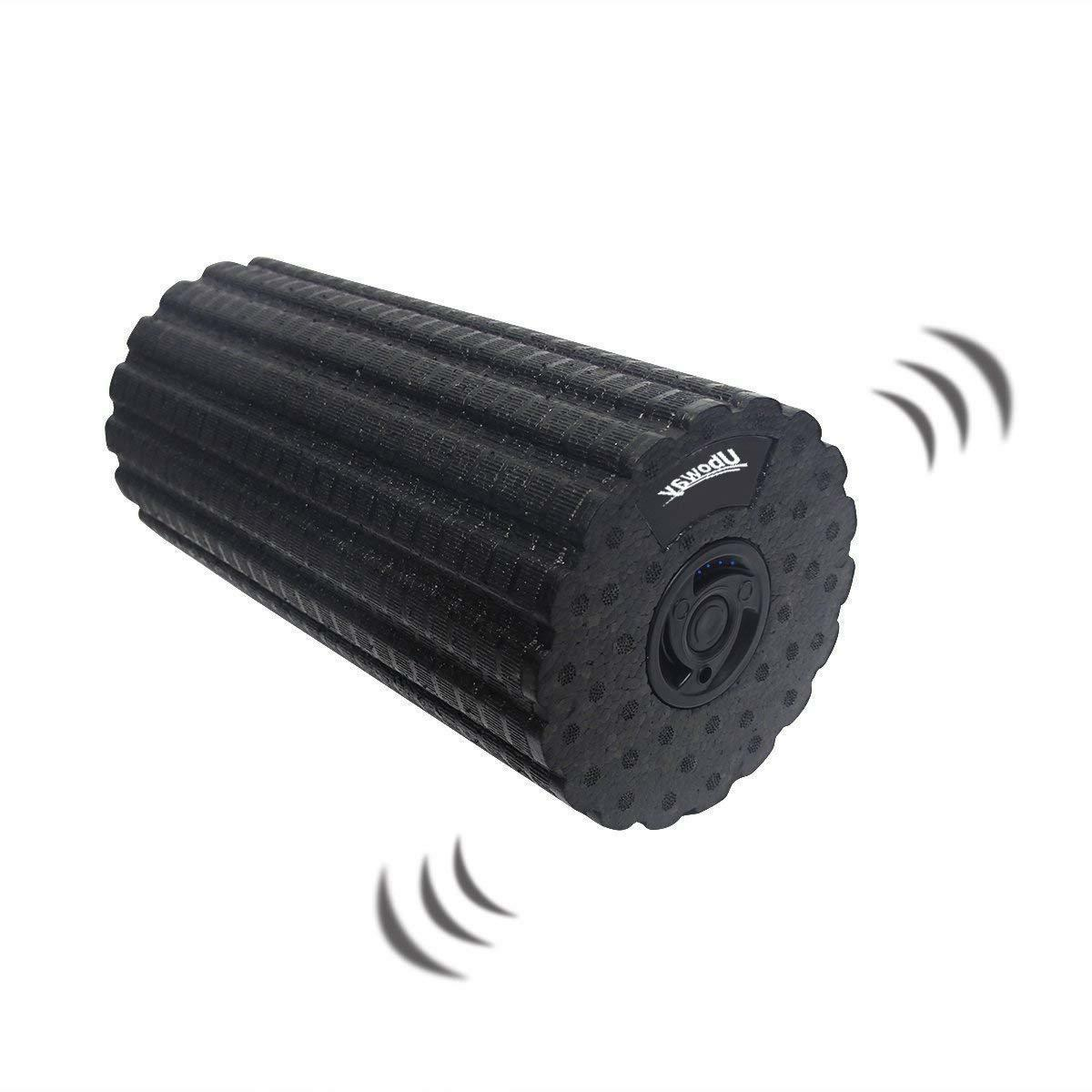 electric vibrating foam roller 4 speed rechargeable