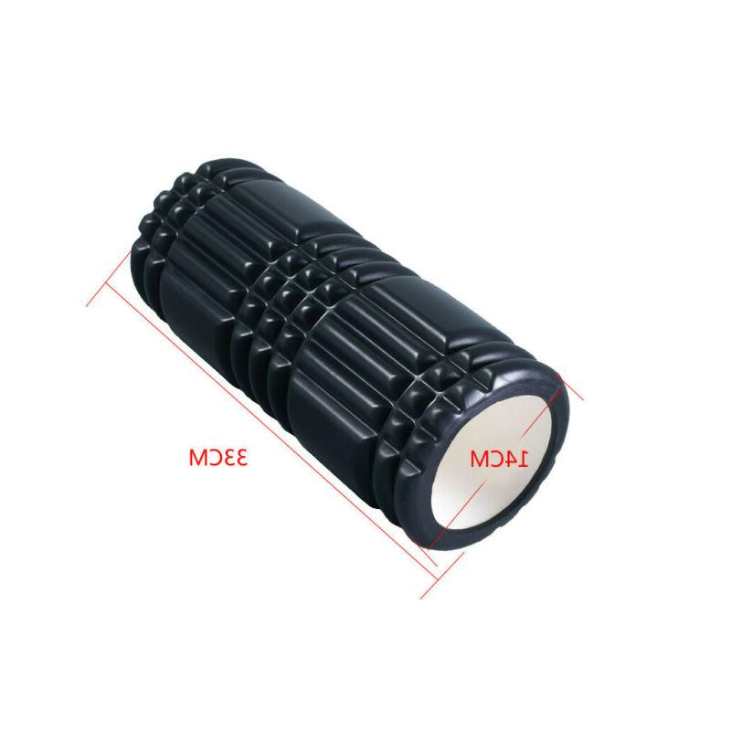 EVA Soft Home Pilates Fitness Roller Massage