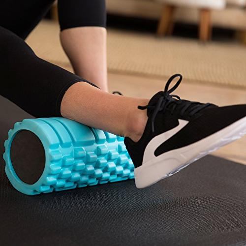 321 Foam Combo with Foot Massage Ball Band and Kinesiology