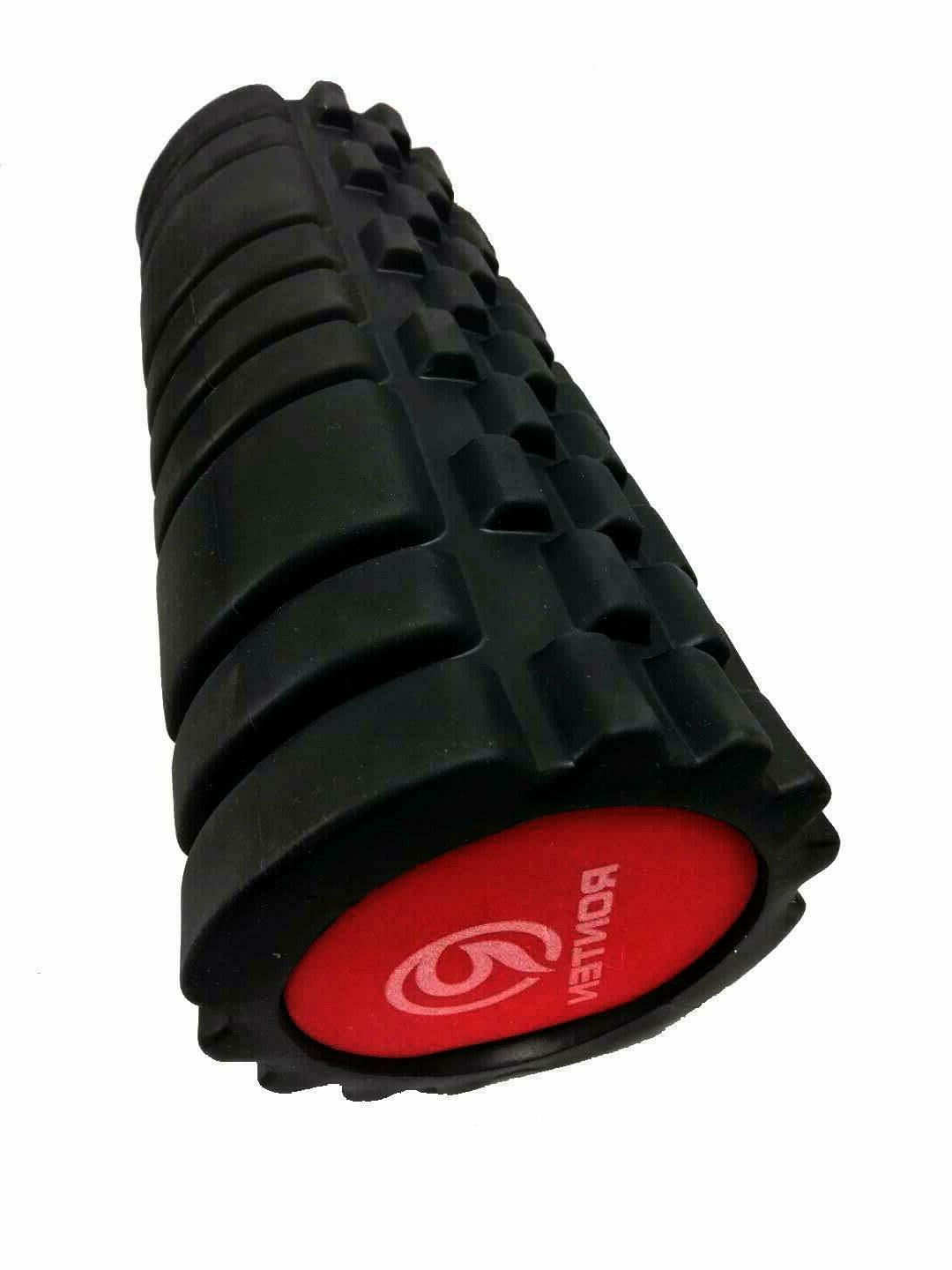 foam roller firm fitness exercise stretch tool