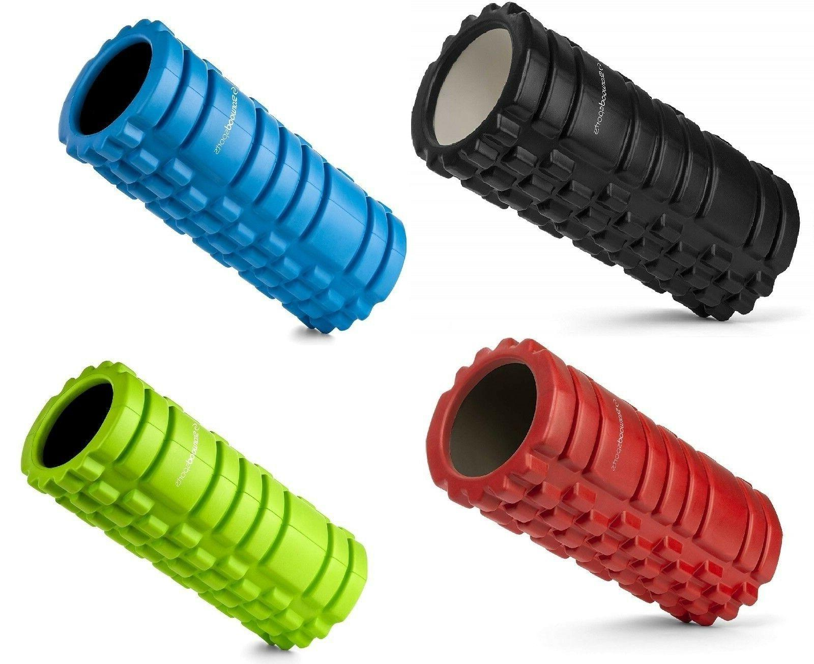 foam roller for deep tissue muscle massage