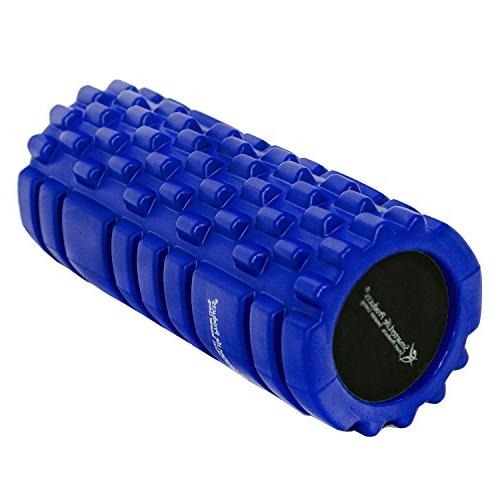Foam Roller for Trigger SmarterLife Massage Rollers for and Recovery, Pilates, and
