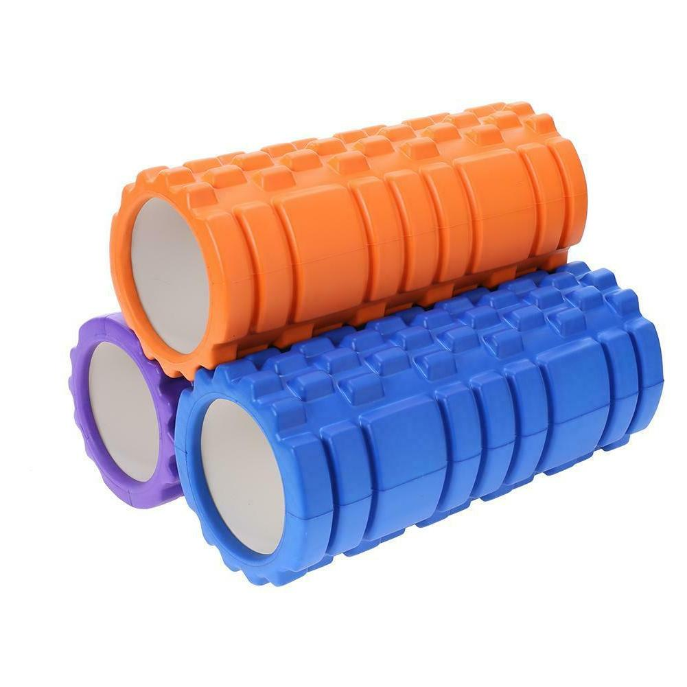 Textured / Foam Roller for Gym Pilates #YB