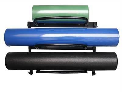 foam roller rack in black id 737939
